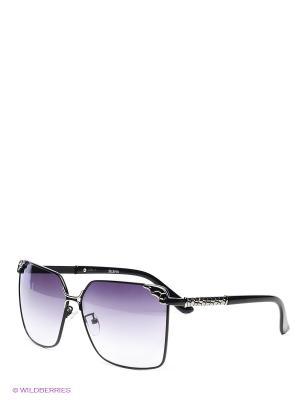 Солнцезащитные очки Selena. Цвет: черный, сиреневый