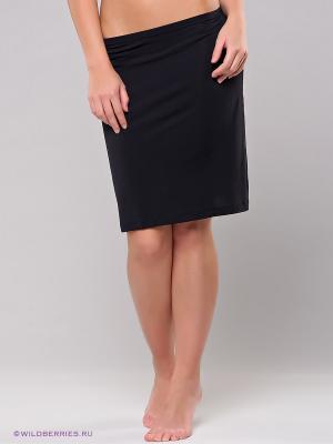 Нижняя юбка (подъюбник) BlackSpade. Цвет: черный