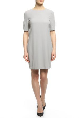 Платье Emporio Armani. Цвет: серый