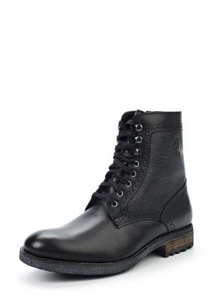 Ботинки ITI. Цвет: черный