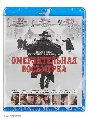 Омерзительная восьмерка (Blu-ray) НД плэй. Цвет: белый