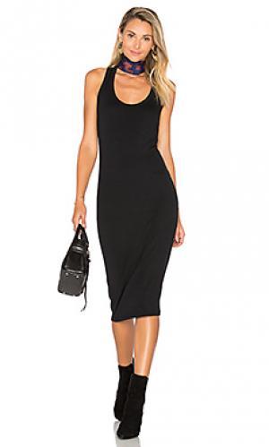 Платье ora sen. Цвет: черный