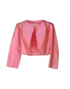 Пиджак GOSSIP. Цвет: розовый