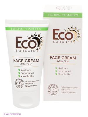 Крем для лица после загара After Sun Face Cream, 50 мл PULANNA. Цвет: белый