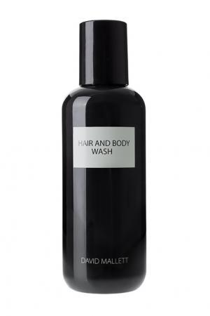 Шампунь для волос и тела, 250 ml David Mallett. Цвет: multicolor