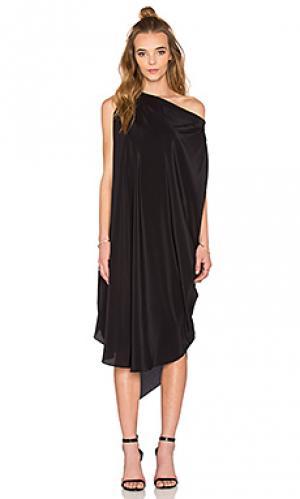 Платье KES. Цвет: черный