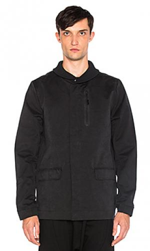 Куртка simon Brandblack. Цвет: черный