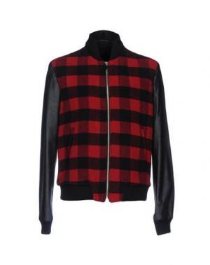 Куртка IMB I'M BRIAN. Цвет: красный