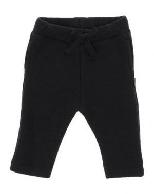 Повседневные брюки IMPS&ELFS. Цвет: темно-синий