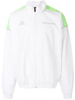 Zipped sports jacket Gosha Rubchinskiy. Цвет: белый