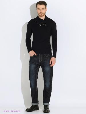 Пуловер Terance Kole. Цвет: синий