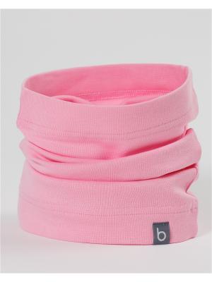 Снуд BODO. Цвет: розовый