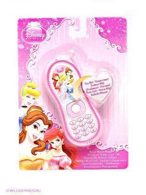 Телефон Disney Princess Just Play. Цвет: розовый, белый