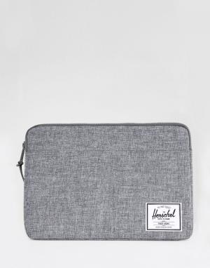Herschel Supply Co Чехол для ноутбука. Цвет: серый