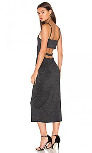 Платье elliott Privacy Please. Цвет: черный