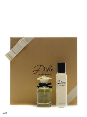Dolce & Gabbana парфюмерная вода 50 мл, лосьон для тела 100 мл. Цвет: прозрачный