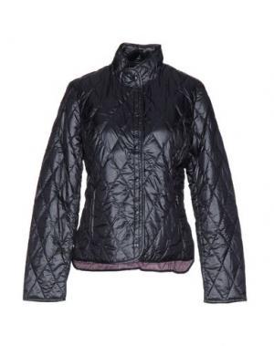 Пуховик BPD BE PROUD OF THIS DRESS. Цвет: черный
