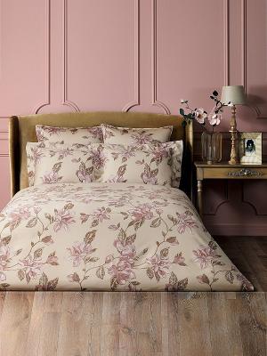 Комплект постельного белья Милена TOGAS. Цвет: бежевый