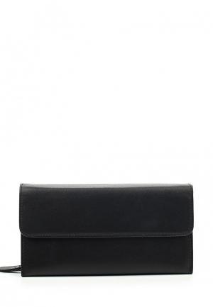 Кошелек El Tempo. Цвет: черный