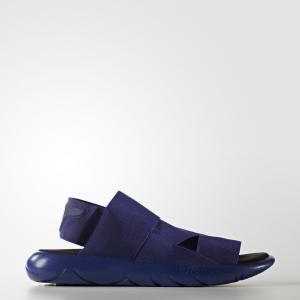 Сандалии Y-3 Qasa by adidas. Цвет: фиолетовый