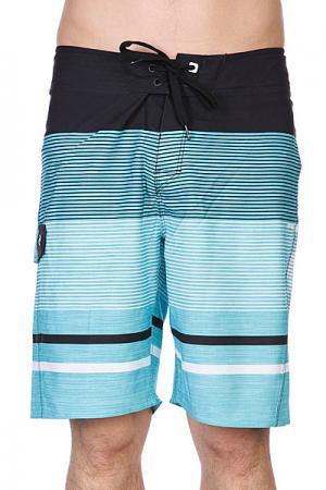 Шорты пляжные  Hawken 21 Boardshort Aqua Rip Curl. Цвет: черный