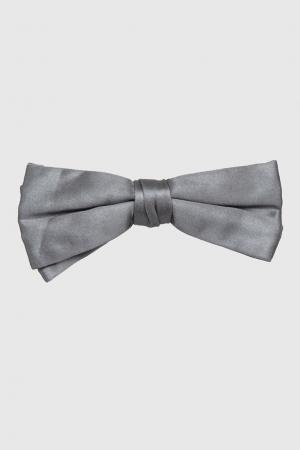 Галстук-бабочка Marc Jacobs. Цвет: серый