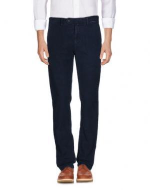 Повседневные брюки NICWAVE. Цвет: грифельно-синий