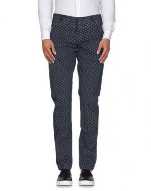 Повседневные брюки JEORDIE'S. Цвет: грифельно-синий