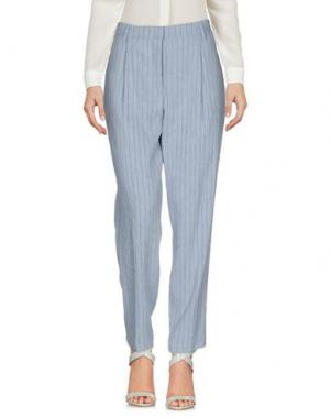 Повседневные брюки KUBERA 108. Цвет: лазурный