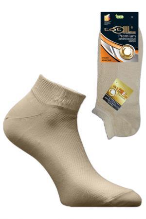 Носки мужские Totall. Цвет: бежевый