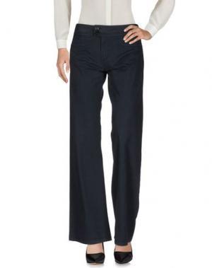 Повседневные брюки BALLANTYNE. Цвет: темно-синий
