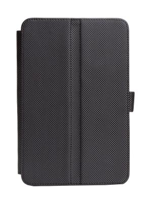 Чехол-книжка Norton универсальный 7 (199х122 мм) с уголками (черный карбон) Norton.. Цвет: черный