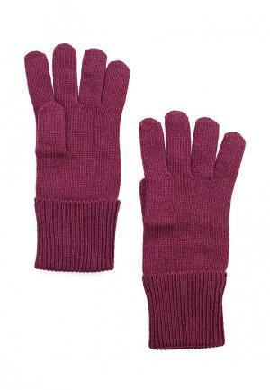 Перчатки Tommy Hilfiger. Цвет: бордовый