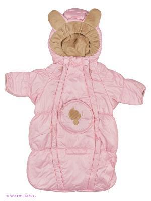 Конверт для малыша NELS. Цвет: розовый