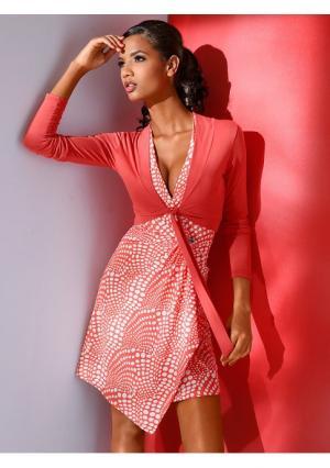 Болеро Class International. Цвет: коралловый, розовый, серый, темно-синий