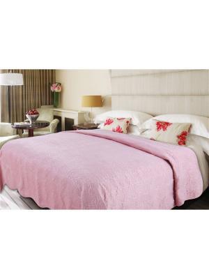 Покрывало Amore Mio Soft 2,0 сп розовый. Цвет: розовый
