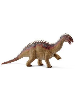 Серия Динозавры - Барапазавр SCHLEICH. Цвет: бордовый, коричневый
