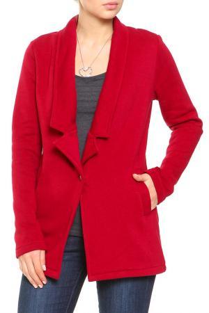 Куртка Rocawear. Цвет: бордовый