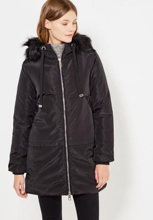 Куртка утепленная Fascinate. Цвет: черный