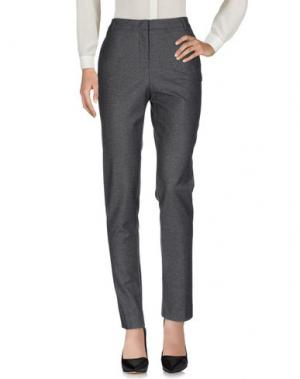 Повседневные брюки PAMELA HENSON. Цвет: свинцово-серый
