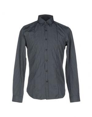 Pубашка MESSAGERIE. Цвет: темно-зеленый
