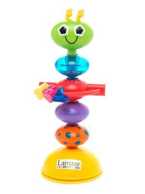 Игрушка с присоской Деловой Жучок(L27224) TOMY.. Цвет: желтый, зеленый, красный, синий, фиолетовый