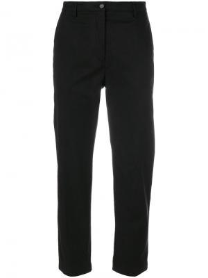 Прямые брюки Kenzo. Цвет: чёрный