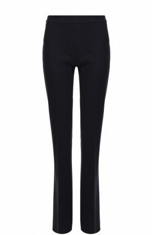 Расклешенные брюки со стрелками Giambattista Valli. Цвет: черный