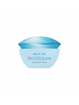 Крем для лица BioOcean, 60гр. TAI YAN. Цвет: голубой
