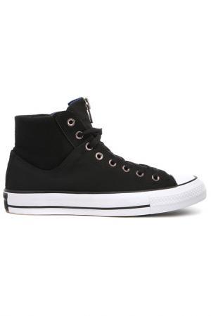 Полуботинки Converse. Цвет: черный