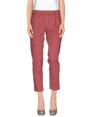 Повседневные брюки TRUE NYC.. Цвет: пастельно-розовый