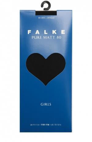 Колготки Pure Matt 80 Falke. Цвет: черный