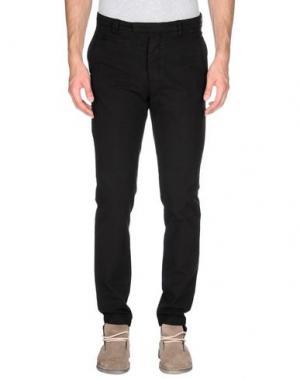 Повседневные брюки EMPRESA. Цвет: черный