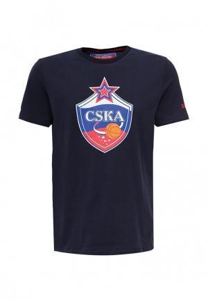 Футболка Atributika & Club™. Цвет: синий